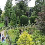 A delightful return visit.  How full the gardens are looking.