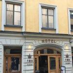 Exterior. Enter through Rex Hotel doors for Rex Petit