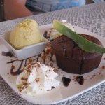 moelleux mousse chocolat et noisettes