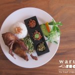 The only best Crispy Duck in Bali