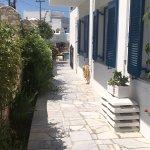 Photo de Hotel Aegeon Paros