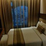 India Regent lobby, reception, pool, room