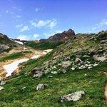 beautiful hike to the top!