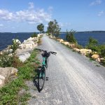 Island Line Trail.