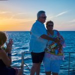 Vow renewal at Sunset