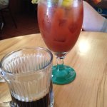 Espresso and Bloody Mary