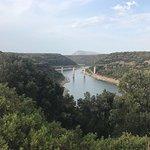 Vista sul Lago Cedrino