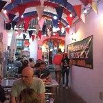 Foto de Barba-Rossa Beach Bar Castelldefels