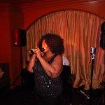 Janae Catt performs
