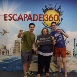 Escapade 360 – a great outing for family and friends alike!