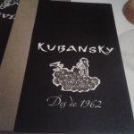 Imagen de carta del restaurante