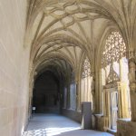 Arcos del Claustro de los Caballeros