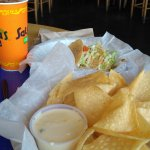 Two-taco combo - still the best deal and fills you up!
