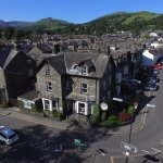Foto de Ambleside American-style Compston House B&B