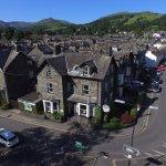 Compston House aerial shot!