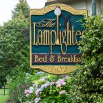 The Lamplighter Bed & Breakfast - old world charm on the Lake Michigan Coast!