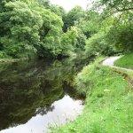 walk from Hebden to Burnsall