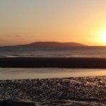 Malahide Beach at Sunrise!