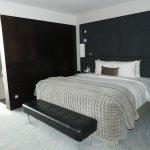 Junior suite is very spacious