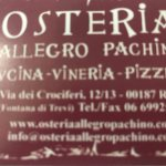Photo of Osteria Allegro Pachino