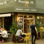 Gluten-free restaurant located in Brixton Village Market-London