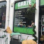 Foto van Graze On Grassmarket