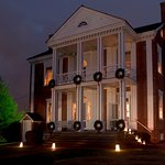 Visit the Chief Vann House during select days in December to see our  Christmas by Candlelight.