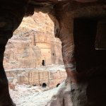 Cave Homes in Petra