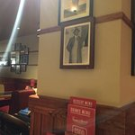 Frankie & Benny's. T2 Manchester Int Airport