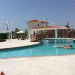 Love the new adult pool & wedding pavilion
