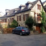 dans un des plus beaux villages de France