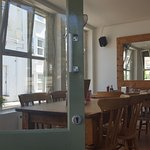 Cafe from inside