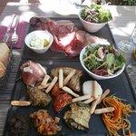 Les planches de dégustation (provencaou et corsica)