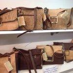 Quality cork handbags and purses