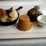 Moroccan Lamb, Spiced Cous Cous , Baked Cod