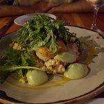 halibut with israeli couscous