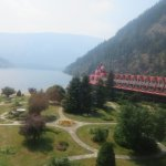 Three Valley Lake Chateau & Ghost Town Foto