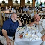 This is not your uncles pizza joint but fine Italian cooking says Terry and Gerry