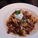 The bolognese was outstanding
