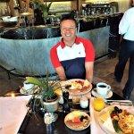 Great breakfast spread!