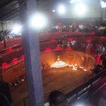 Kalaripattu - Martial arts show place
