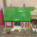 Barn toy that I used to play with.