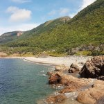Beach on Cabot trail
