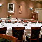 Cafe Oggi's Elegant Private Dining Room