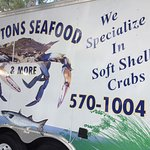Foto de Huttons Seafood and More