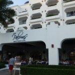 Paloma an excellent al la carte restaurant no reservations required incuded in all inclusive pac