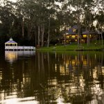 Lincoln Downs Lake