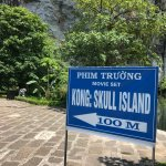 Movie set - Kong: Skull Island in Ninh Binh