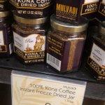 Same 1.5oz Kona coffee $8.99 at ABC store