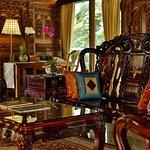 Deluxe One Bedroom Villa - Living Room